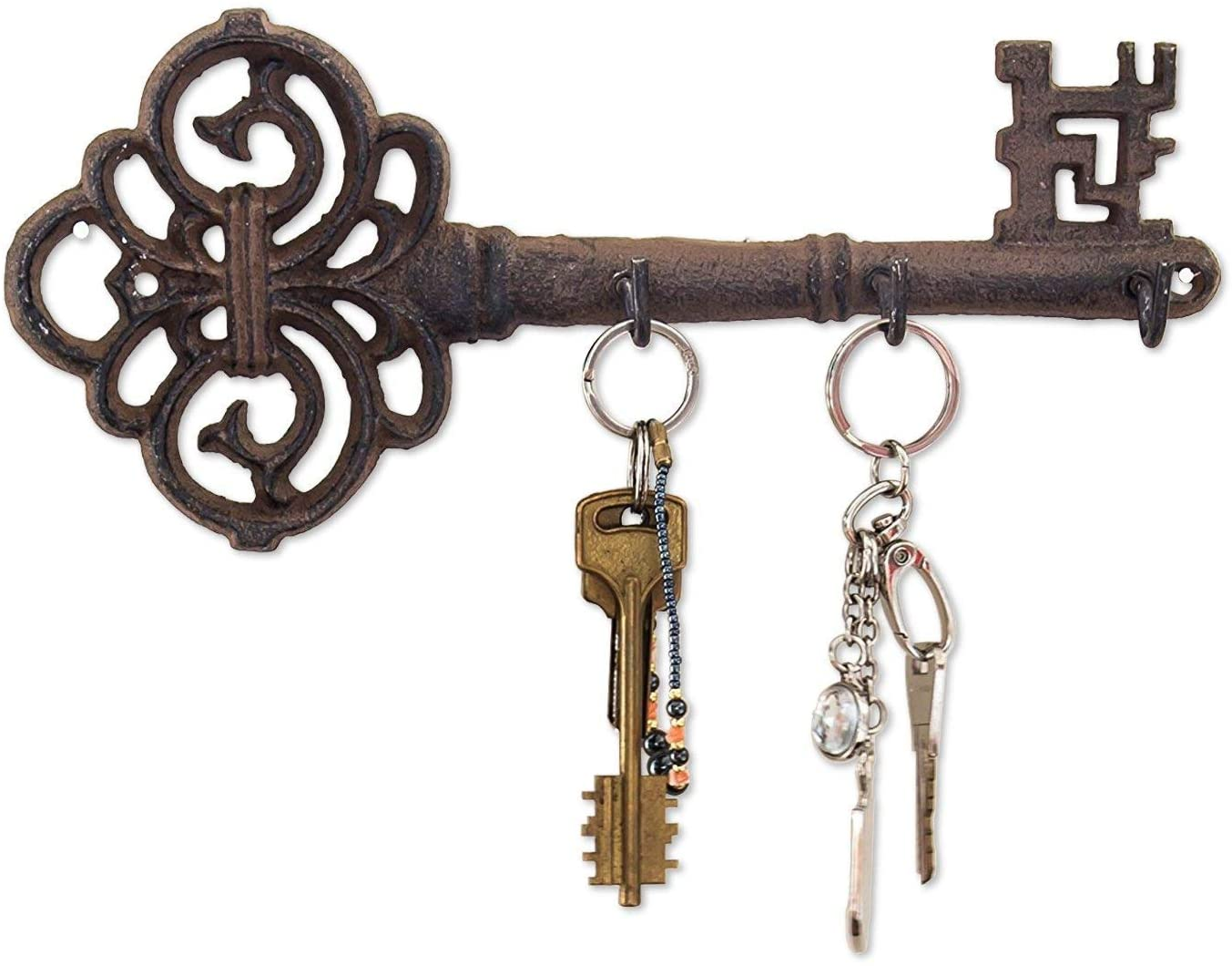 10-10 best key holders for wall