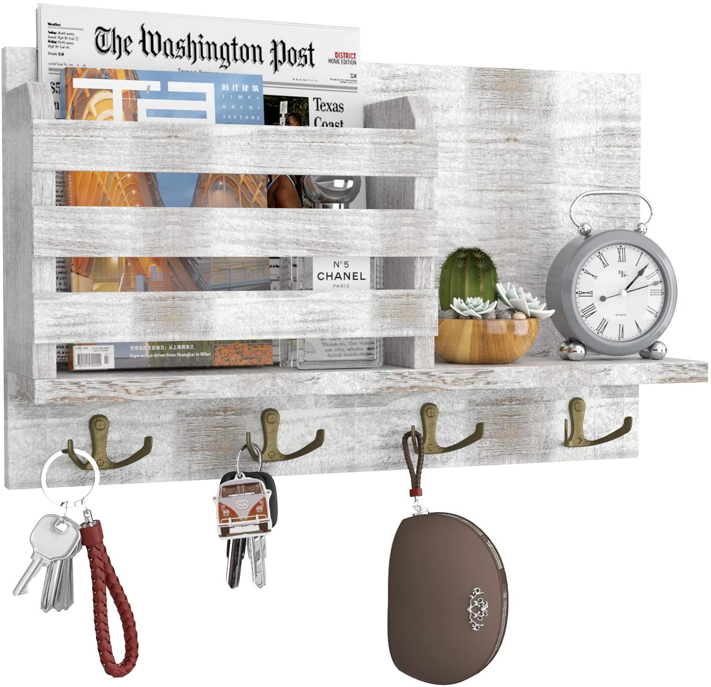 2-10 best key holders for wall