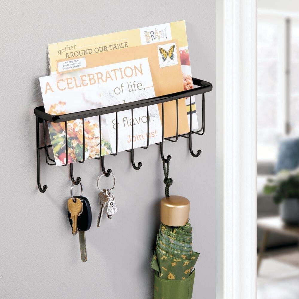 5-10 best key holders for wall