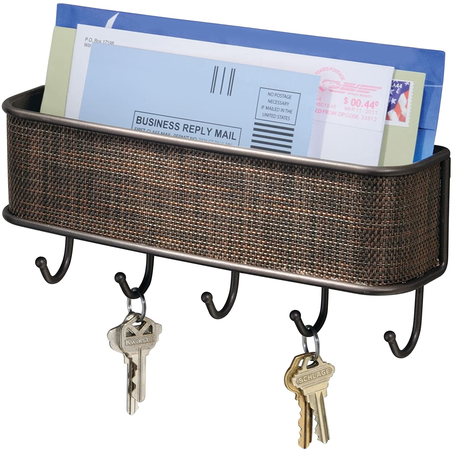 9-10 best key holders for wall